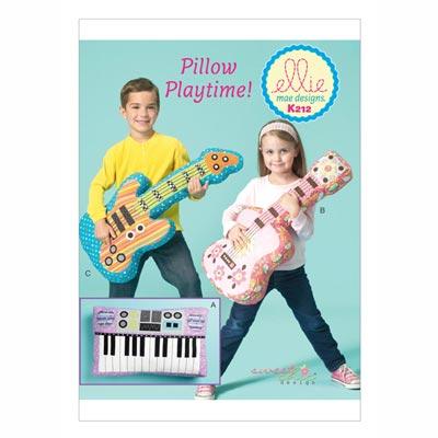 Spielzeug Stoffinstrumente, KwikSew 0212