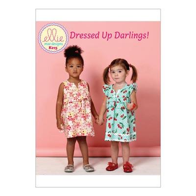 Kinderkleid, KwikSew 0215 | 80 - 104