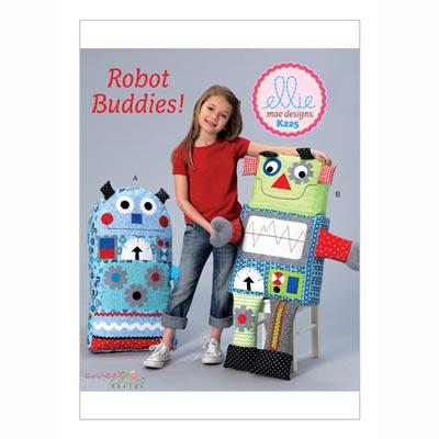 Puppenspielzeug, KwikSew 0225