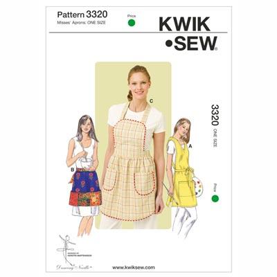 Schürzen, KwikSew 3320