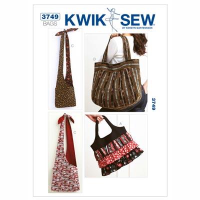 Tasche, KwikSew 3749