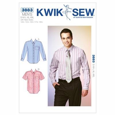 Hemden, KwikSew 3883 | S - XXL