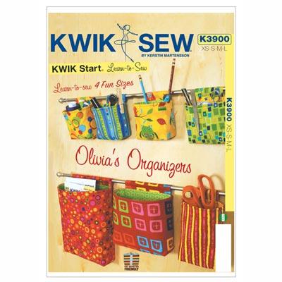"""Hängetaschen """"Olivia´s Organizer"""", KwikSew 3900"""