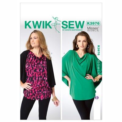 Shirts, KwikSew 3976 | XS - XL
