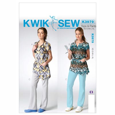 Top / Hose, KwikSew 3979