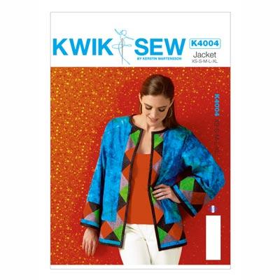 Jacke, KwikSew 4004 | XS - XL