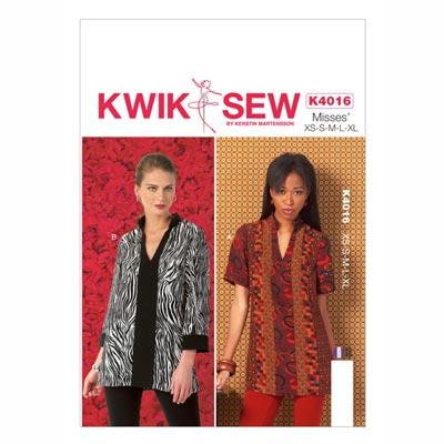 Tunika, KwikSew 4016 | XS - XL