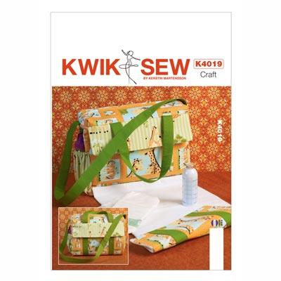 Wickeltasche, KwikSew 4019