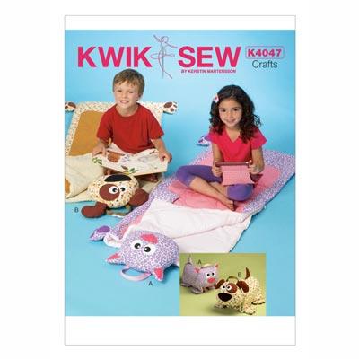 Kinderschlafsack, KwikSew 4047