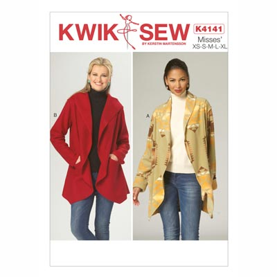 Jacke, KwikSew 4141 | XS - XL