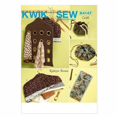 Reiseaccessoires, KwikSew 4147