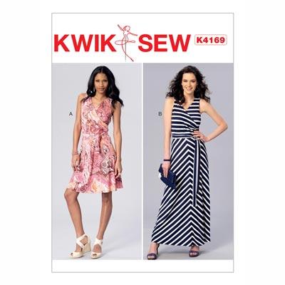 Kleid, KwikSew 4169 | XS - XL