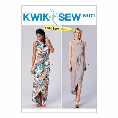 Kleid, KwikSew 4171