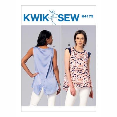 Tops, KwikSew 4175