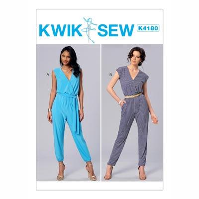 Blouson | Jumpsuits, KwikSew 4180 | XS - XL