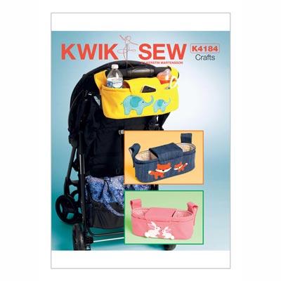 Taschenorganizer, KwikSew 4184