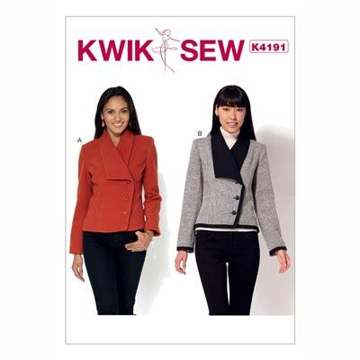 Jacke | Weste, KwikSew 4191 | XS - XL
