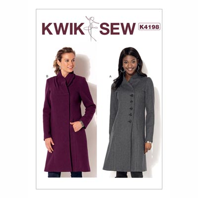 Mantel | Capes, KwikSew 4198 | XS - XL