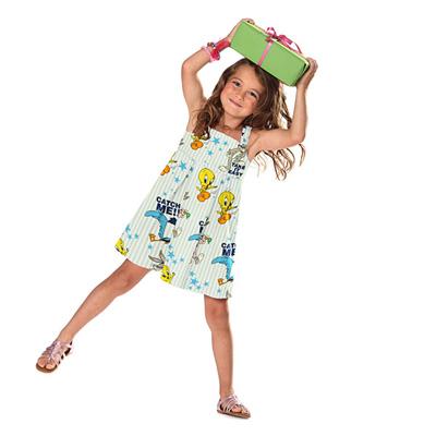 Dostawa nowych tkanin dziecięcych z Królikiem Bugsem!