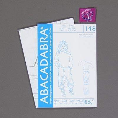 Shirt / Hose, Abacadabra 0148