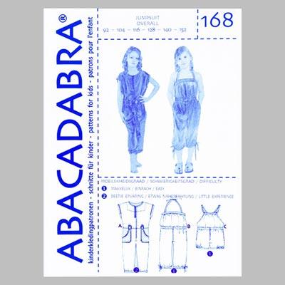 Overall, Abacadabra 0168