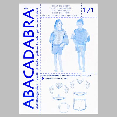 Shirt / Shorts, Abacadabra 0171