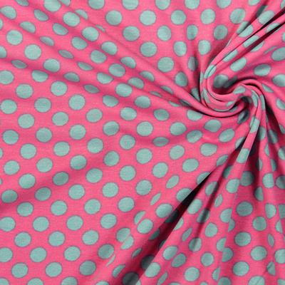 Tecidos de Jersey com pontos