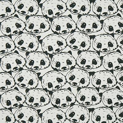 Jersey Oso Panda 1 – gris claro
