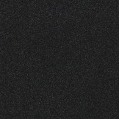 Crepe Zijde uni - zwart