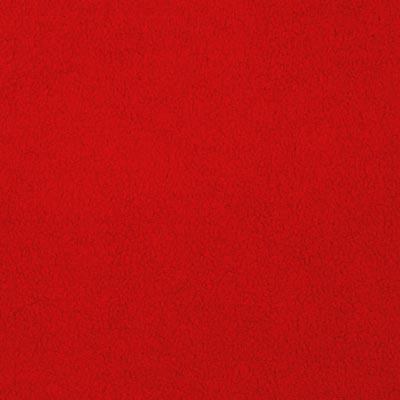 Cotton Fleece - red