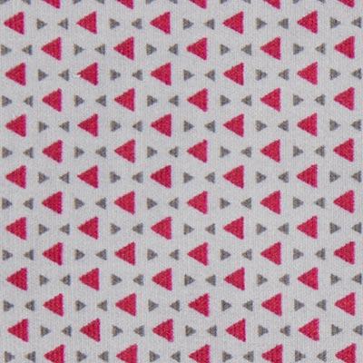 Fijnrib Driehoek 1 – grijs