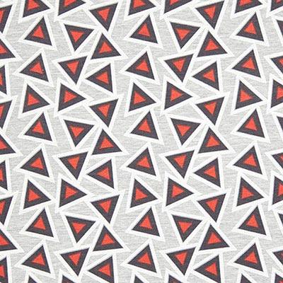 Katoenjersey Driehoeken 1 – lichtgrijs