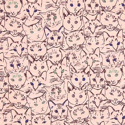Zomersweat Cat mania 1 – roze