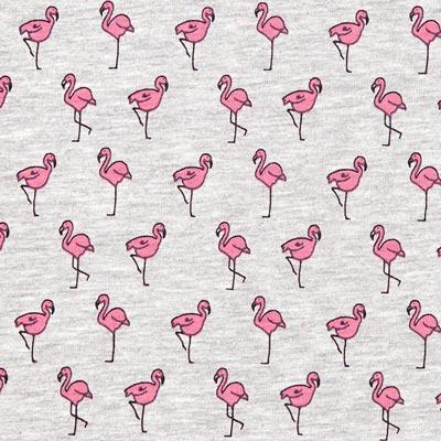 Jersey Flamingo – grijs