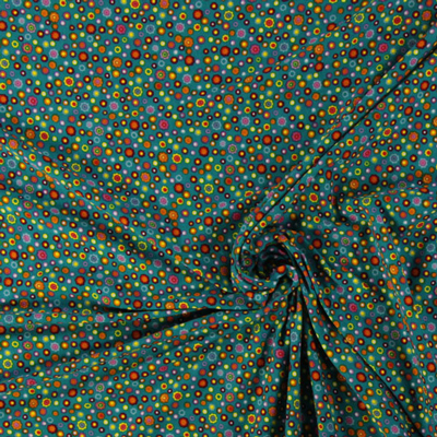 Novidade: tecidos de Jersey em cores coloridas