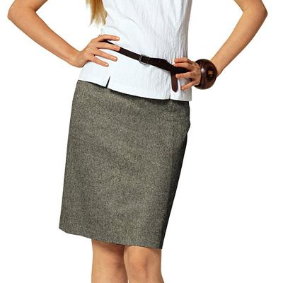 Novos e limitados: Tecidos de alta qualidade para saias, calças, blazers e casacos leves.
