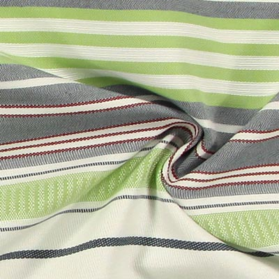 Para elegantes decorações: Novos tecidos Jacquard