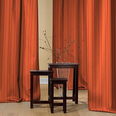 Tecidos de mobiliário às riscas