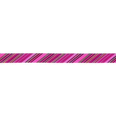 Schrägband Merengue Pink