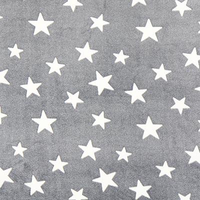 Wellnessfleece sterren Mix