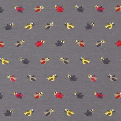 Jersey kleine vogel 3