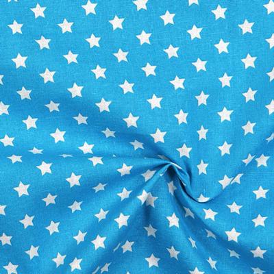 Tissus cotons à étoiles