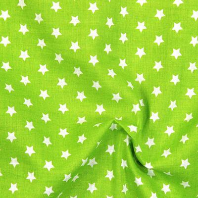 Tkaniny bawełniane w gwiazdy