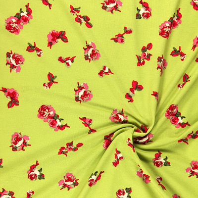 Spring is here and has brought us more than 50 new jersey fabrics!