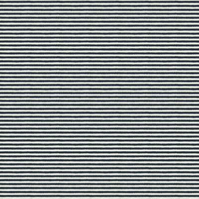 Stripes Viscose Jersey – navy