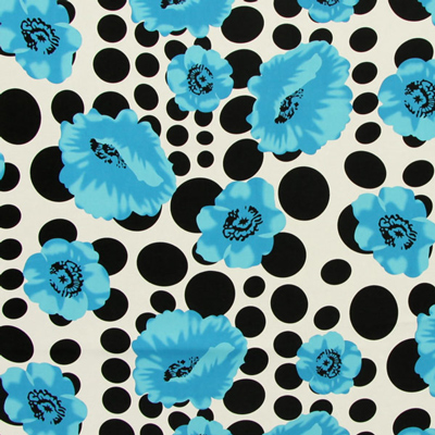 New in the shop: flashy flower patterns