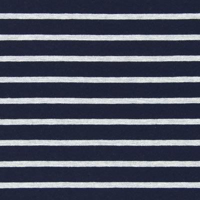 Stripey Jersey – navy blue