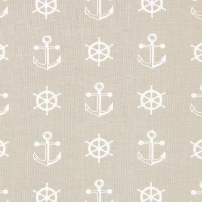 Jersey de algodón Ah del barco 3 – gris claro