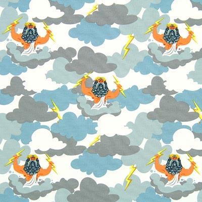 Jersey Zeus in de hemel