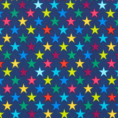 Softshell bonte sterren 4 – blauw